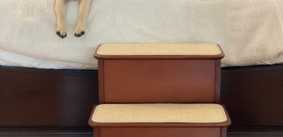 PetSafe CozyUp Wood Pet Steps