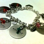 Win a unique Custom Made Bracelet with up to 6 names (Charming Jewelry) Ends Nov 11