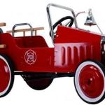 Win Fire Truck Pedal Car Giveaway for your kiddos!, Ends 4/1