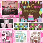Win $25.00 worth of Custom Printables Cupcake Express, Ends Feb 9