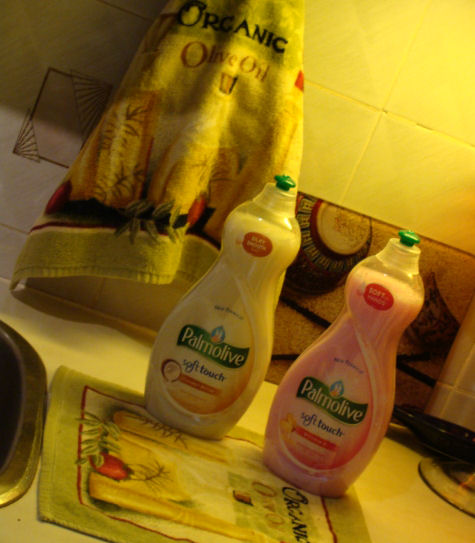 Palmolive soft touch home decor