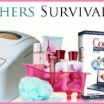 Mothers Survival kit Mystery giveaway, Ends Sept. 7
