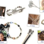 Giveaway::. 2 Lilla Rose Flexi Clips