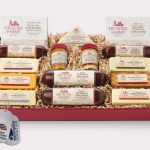 Hickory Farms Christmas Gift Basket Flash giveaway, ends Nov 29