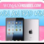Win an iPad Mini Sweepstakes