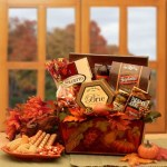 Harvest Themed Gourmet Gift Baskets Flash giveaway