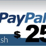 4-Hour $25 Cash Giveaway