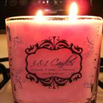 3-8-1 Candles Giveaway, Ends 12/8