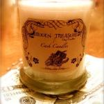 2 Hidden Cash Candle giveaway from Hidden Treasure Candles, Ends 1/15