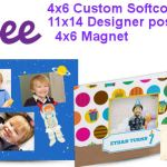 $5 for Large 8×11″ Custom Hardbound Photo Book