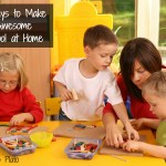 Five Ways to Make an Awesome Preschool at Home