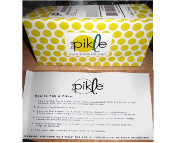 how to pak a pikle