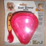 Make Feeding Fun with Baby Dipper Bowl (Review)