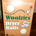 Reduce drying time by 25% with Woolzies Dryer Balls! (Review)