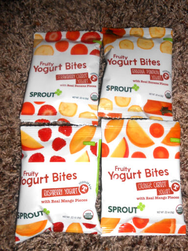 Sprouts Organic Snacks