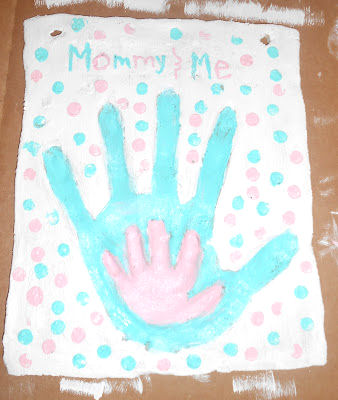 how to make a unique cherish for a lifetime mommy me gift using