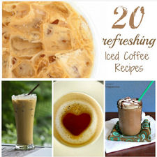 top 20 refreshing iced coffee recipes for blog