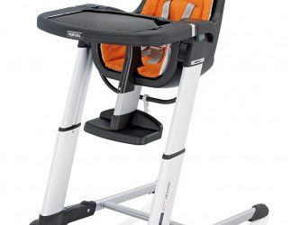 Watch your child grow from 3 months to 3 years with the Inglesina Zuma highchair