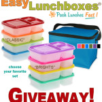 Make packing school lunches easier with this giveaway!