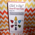 Never lose your remotes again! Click N'Dig item finder {Review and Giveaway}