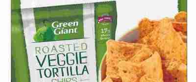 New Tasty Veggie Potato Chips from Green Giant™!