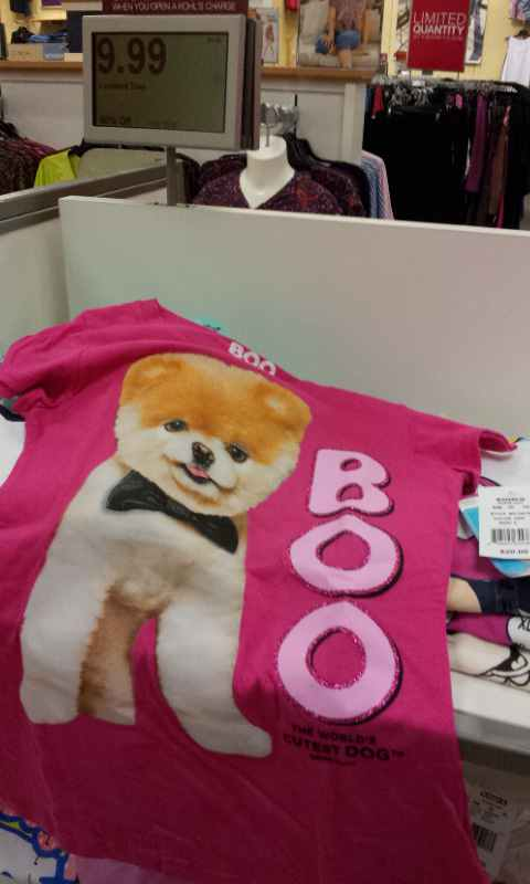 girls dog t-shirt at kohls