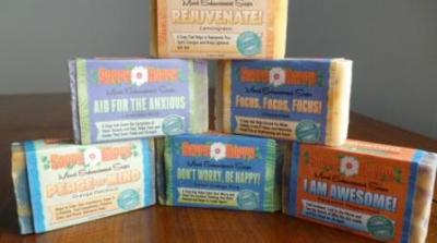 Soaps that can change your mood