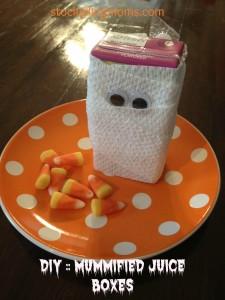 mummy juice boxes