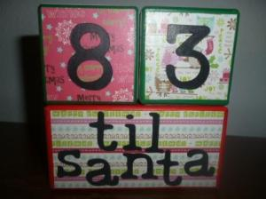 countdown to santa 83 days