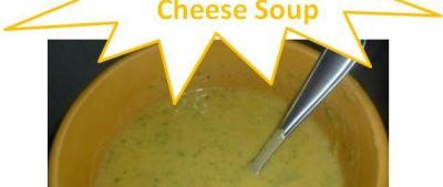 How to Make Easy Homemade Broccoli and Cheese Soup {Recipe}