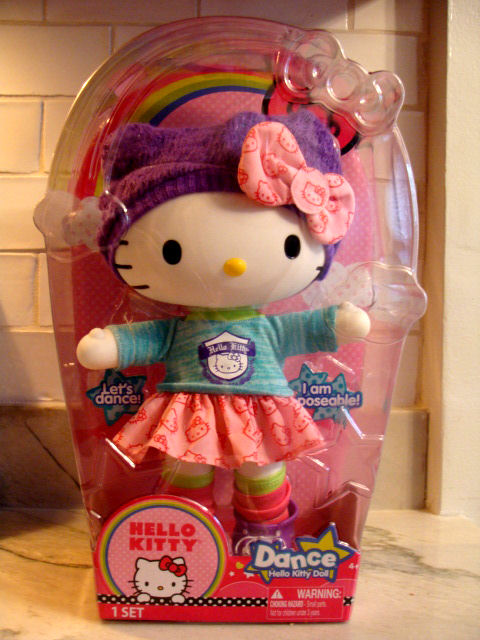 Hello Kitty Large Doll Dancer