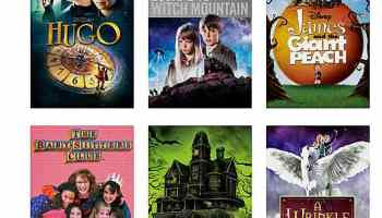 The 7 Best Scary Movies for Kids that are Streaming on NETFLIX