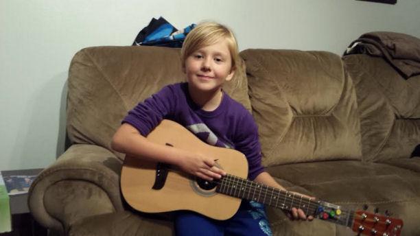 Chordbuddy Jr Guitar Review I Love My Kids Blog