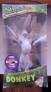donkey collectible figurine
