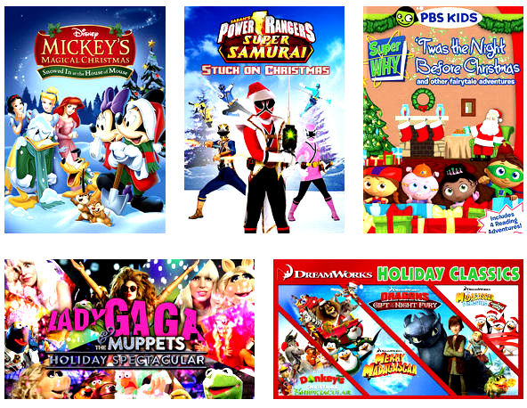 Family holiday movies on netflix i love my kids blog for Best christmas movies for toddlers
