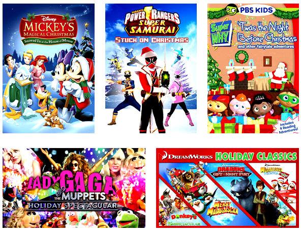 netflix christmas kids movies