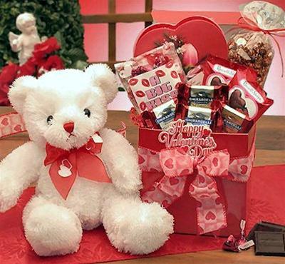 Valentines Day Gift Baskets