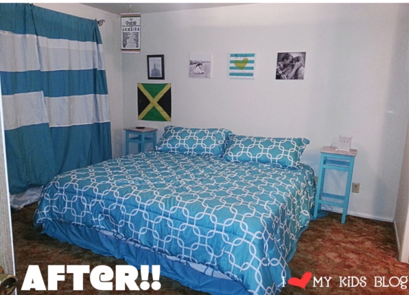 room after