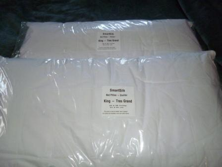 smartsilk pillows packaged