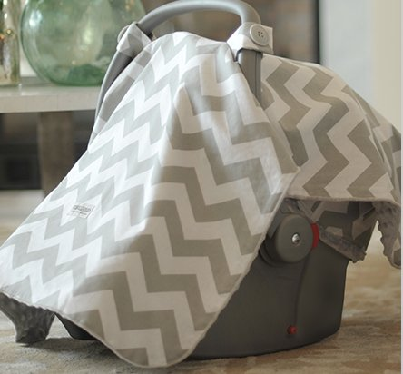 car seat canopy gender neautral