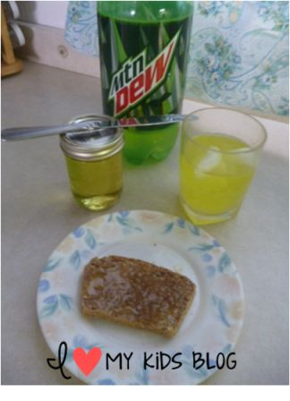 How to make Mt dew jelly  9