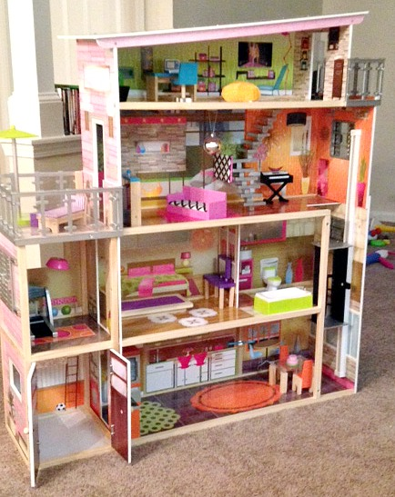 Soho Townhouse Dollhouse