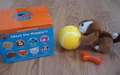 Meet The Happy's-A New Interactive Toy Pet Sensation! {Giveaway}