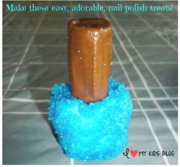 nail polish single image small