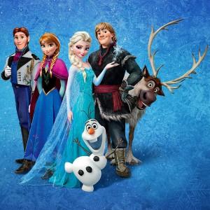 Frozen toys