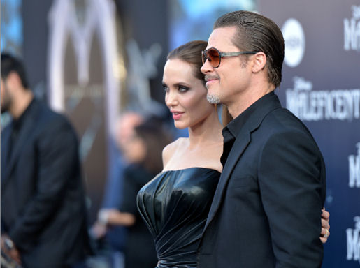 angelina jolie brad pitt maleficent