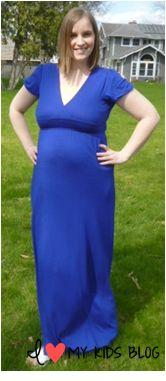 flybelly maternity dress