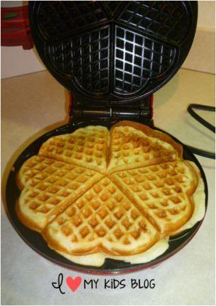 kalorik waffle maker 1