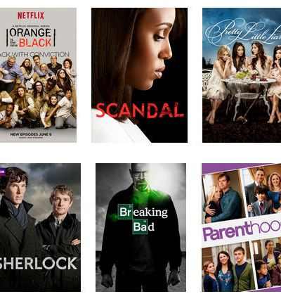 11 Netflix Titles for Mom's