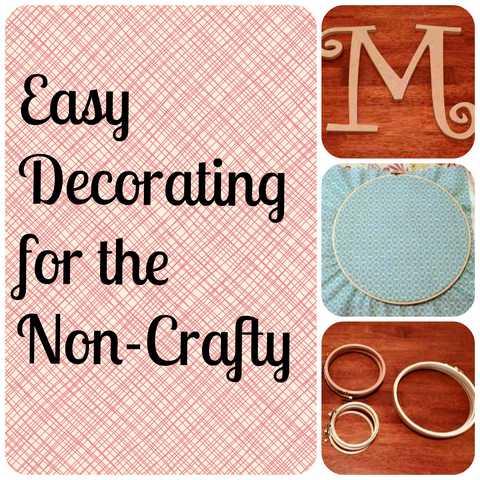 Easy Decorating Idea
